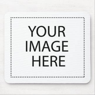 Fully Customizable YOUR IMAGE HERE Mouse Pad