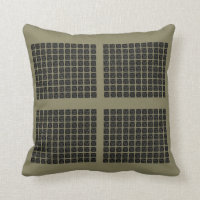 Fully Customized Quilt Pattern Pillows