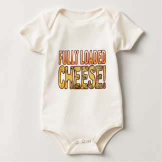 Fully Loaded Blue Cheese Baby Bodysuit