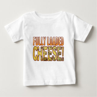 Fully Loaded Blue Cheese Baby T-Shirt
