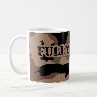 'Fully Loaded' Classic White Coffee Mug