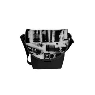Fully Loaded  Mini Messenger Bag