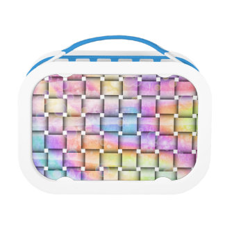 FULLY PERSONALIZABLE Weave Pattern Yubo Lunch Box