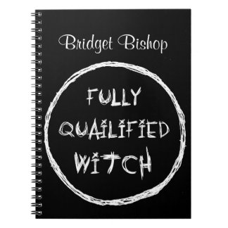 Fully Qualified Witch Notebook