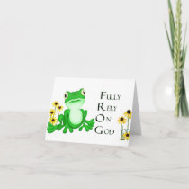 Fully Rely- Notecards