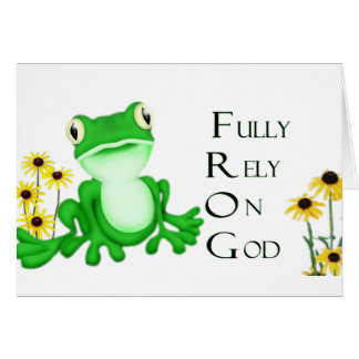 Fully Rely- Notecards Stationery Note Card