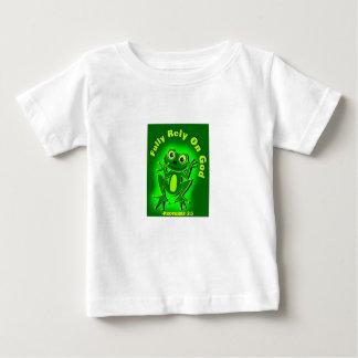 Fully rely on God Frog Infant T-shirt