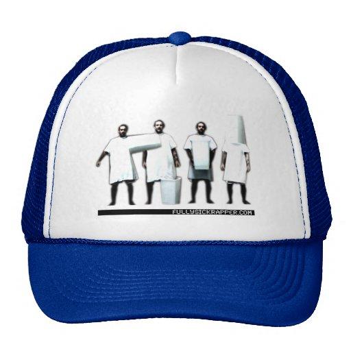 Fully Sick Bin Sequence Trucker Cap Trucker Hat