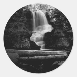 Fulmer Falls Classic Round Sticker