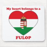 Fulop Mouse Mat