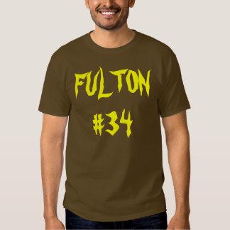 FULTON#34 POLERA