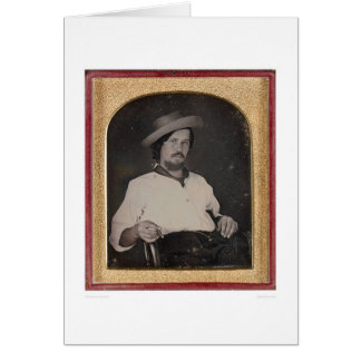 Fulton, an early San Francisco actor (39998) Greeting Card