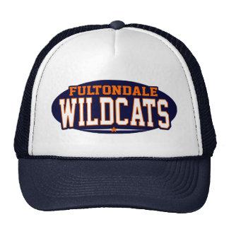 Fultondale High School; Wildcats Trucker Hat