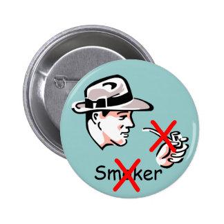 Fumador anti retro pins