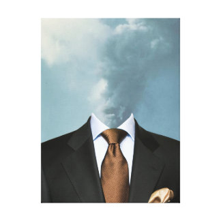 """Fumar"" Canvas Print"