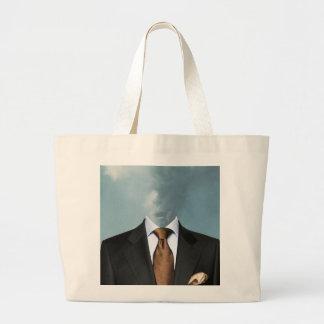 """""""Fumar"""" Large Tote Bag"""