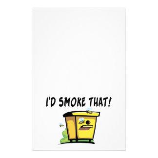 Fumaría esa colmena  papeleria de diseño