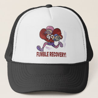 Fumble Recovery Trucker Hat