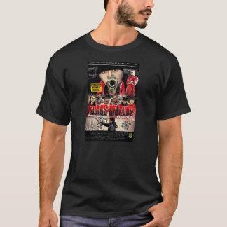 """""""Fumes of Fury"""" Black T shirt"""