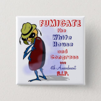 Fumigate Square Button
