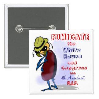 Fumigate Square Button