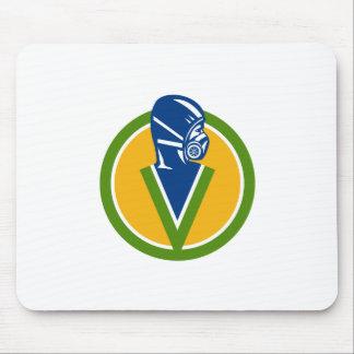 Fumigation Pest Control Service Icon Mouse Pad