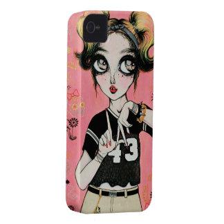 'Fumiko' Blackberry Case