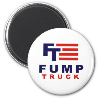 FUMP TRUCK - Anti-Trump - Magnet