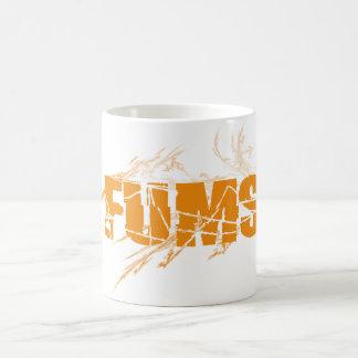 FUMS - Si usted tiene M.S. usted entenderá Tazas De Café