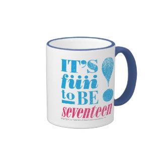 Fun 2 B 17-Aqua Coffee Mug