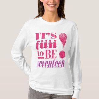 Fun 2 B 17-Magenta T-Shirt