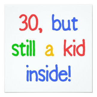Fun 30th Birthday Humor Card