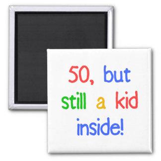 Fun 50th Birthday Humor Magnet