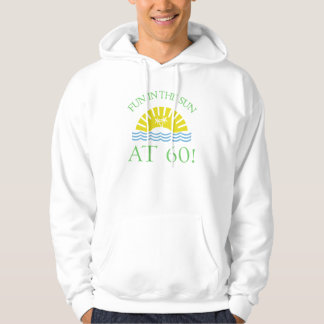 Fun 60th Birthday Gifts Hoodie