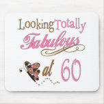 Fun 60th Birthday Gifts Mouse Pad