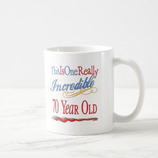 Fun 70th Birthday Gifts Coffee Mug