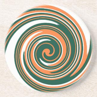 Fun Abstract Design Coasters
