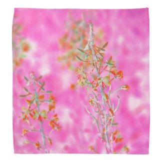 fun abstract nature… bandana