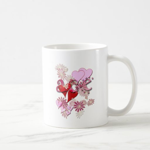 Fun Ace of Hearts Classic White Coffee Mug