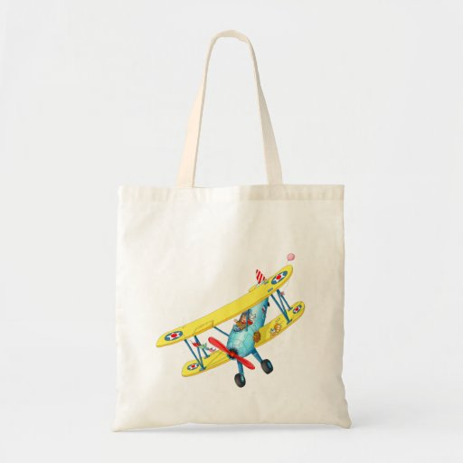 Fun airplane Bag