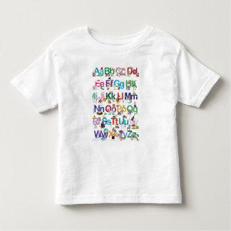 Fun Alphabet Toddler T-shirt