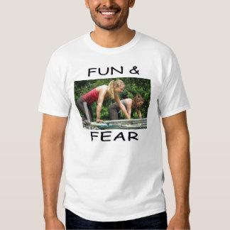 fun and fear t shirt