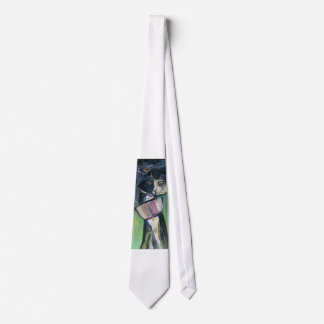 Fun and funky cat tie