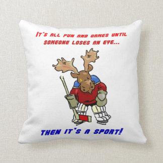 Fun and Games Throw Pillows