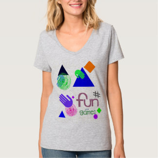 Fun And Some Games T-shirt