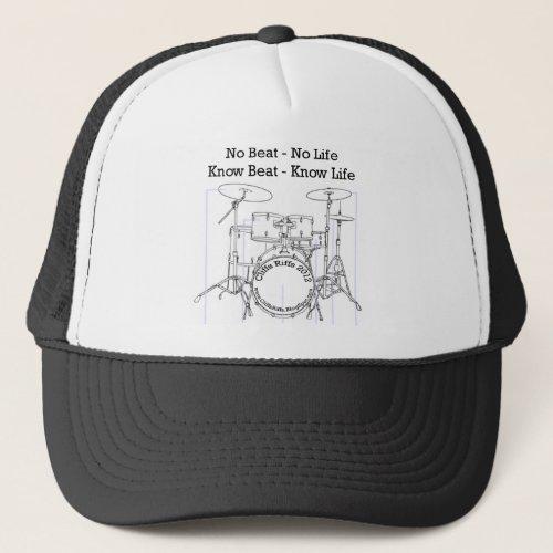 Fun Apparel for Drummers Musicians  Dancers Trucker Hat