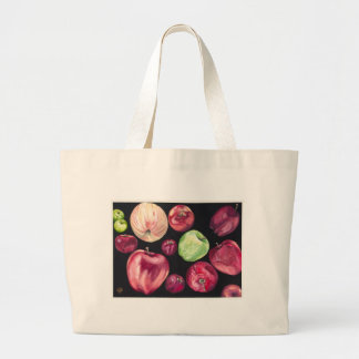 Fun Apples Jumbo Tote Bag