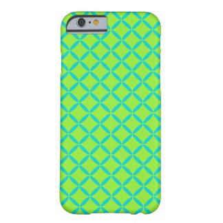 Fun Aqua Lime iPhone 6 iPhone 6 Case