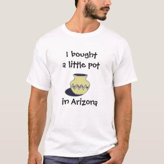 Fun Arizona Western Pottery T-Shirt