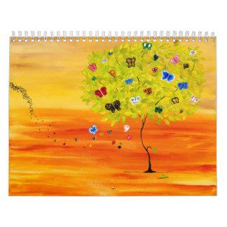 Fun Art Calendar